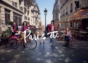 « Paris Etc. » sur Yle à partir du 24 octobre